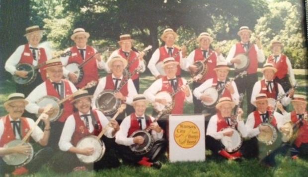 The Kansas City Banjo Band, 1987